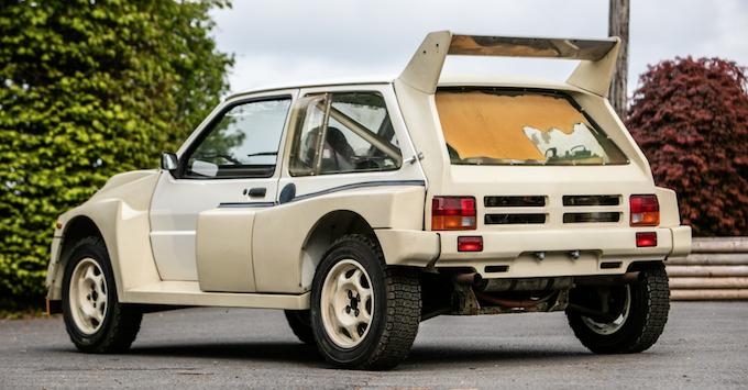 1985 MG Metro 6R4