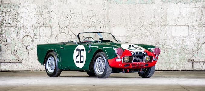 1960 Triumph TRS main