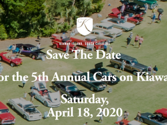 5th Annual Cars on Kiawah