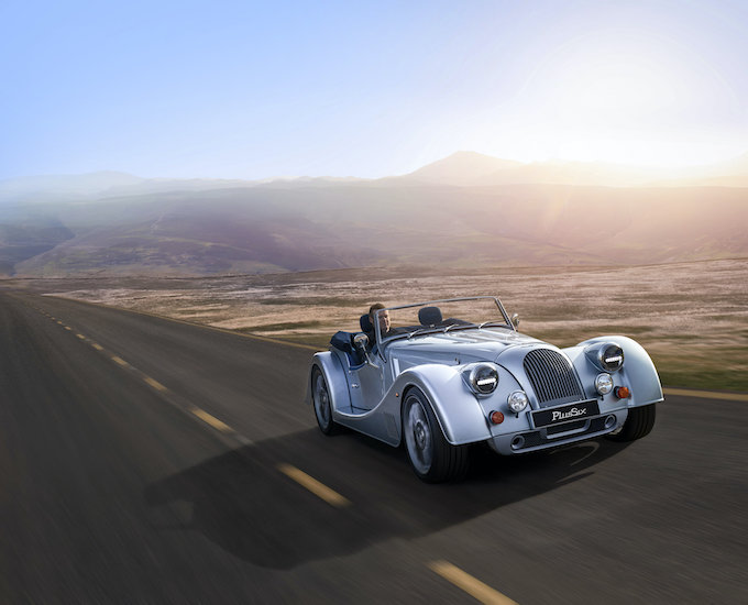 CURRENT Morgan Plus Six, 2019