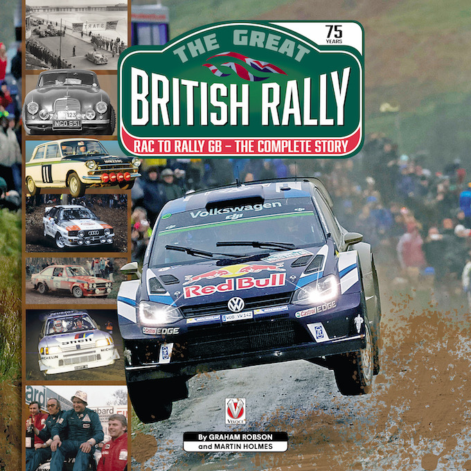 The Great British Rally – RAC to Rally GB - The Complete Story