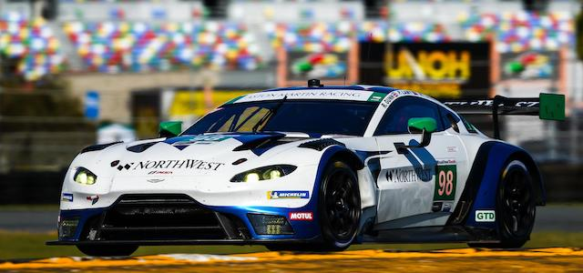 Aston Martin Racing at IMSA Rolex