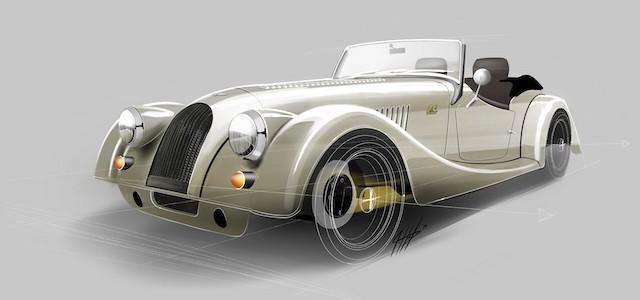 Morgan Plus 4 70th Anniversary Edition 2