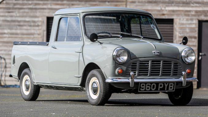 1962 Austin Mini Seven Pick-up