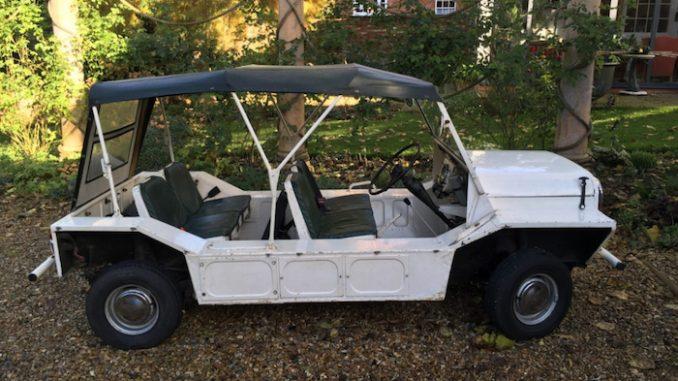 1968 Austin Mini Moke