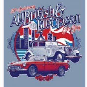 All British & European Car Day