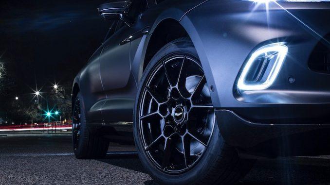 Aston Martin DBX - Q by Aston Martin - Wheels
