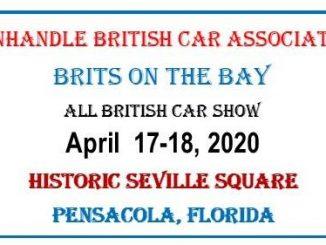 Brits on the Bay 2020 - Pensacola, FL