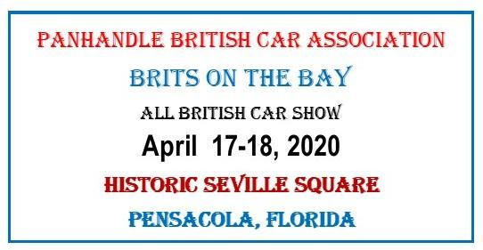 Brits on the Bay 2020 - Pensacola, FL