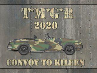 Convoy to Kileen - Texas MG Register 2020