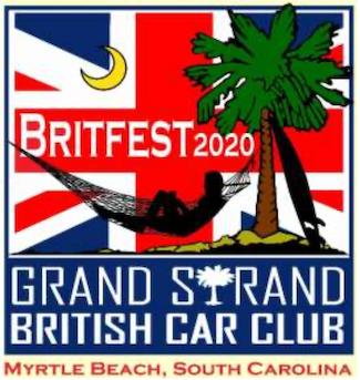 Grand Strand Britfest 2020