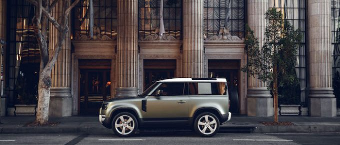 Land Rover Defender 90 Available for Order in UK 02