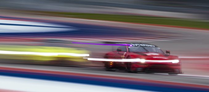 TF Sport at Lone Star 6 Hours