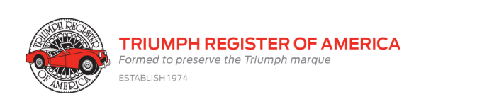 Triumph Register of America