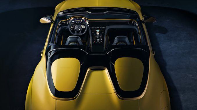 Bentley Mulliner Bacalar - 22