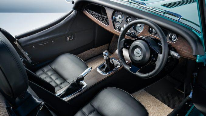 Morgan Announces New Plus Four - Interior