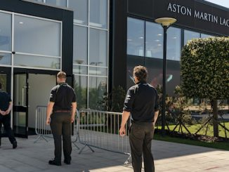 Aston Martin - Return to Work Header