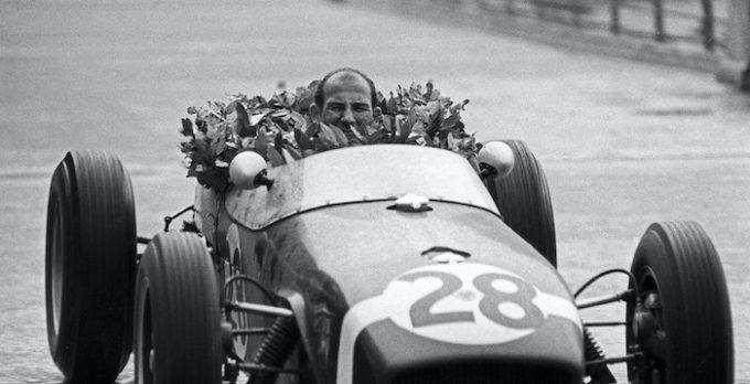 Lotus Type 18 Stirling Moss 1960 Monaco 03