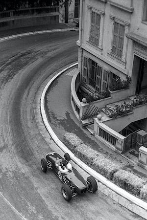 Lotus Type 18 Stirling Moss 1960 Monaco