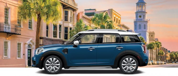 MINI Countryman Oxford Edition Photo 1 1