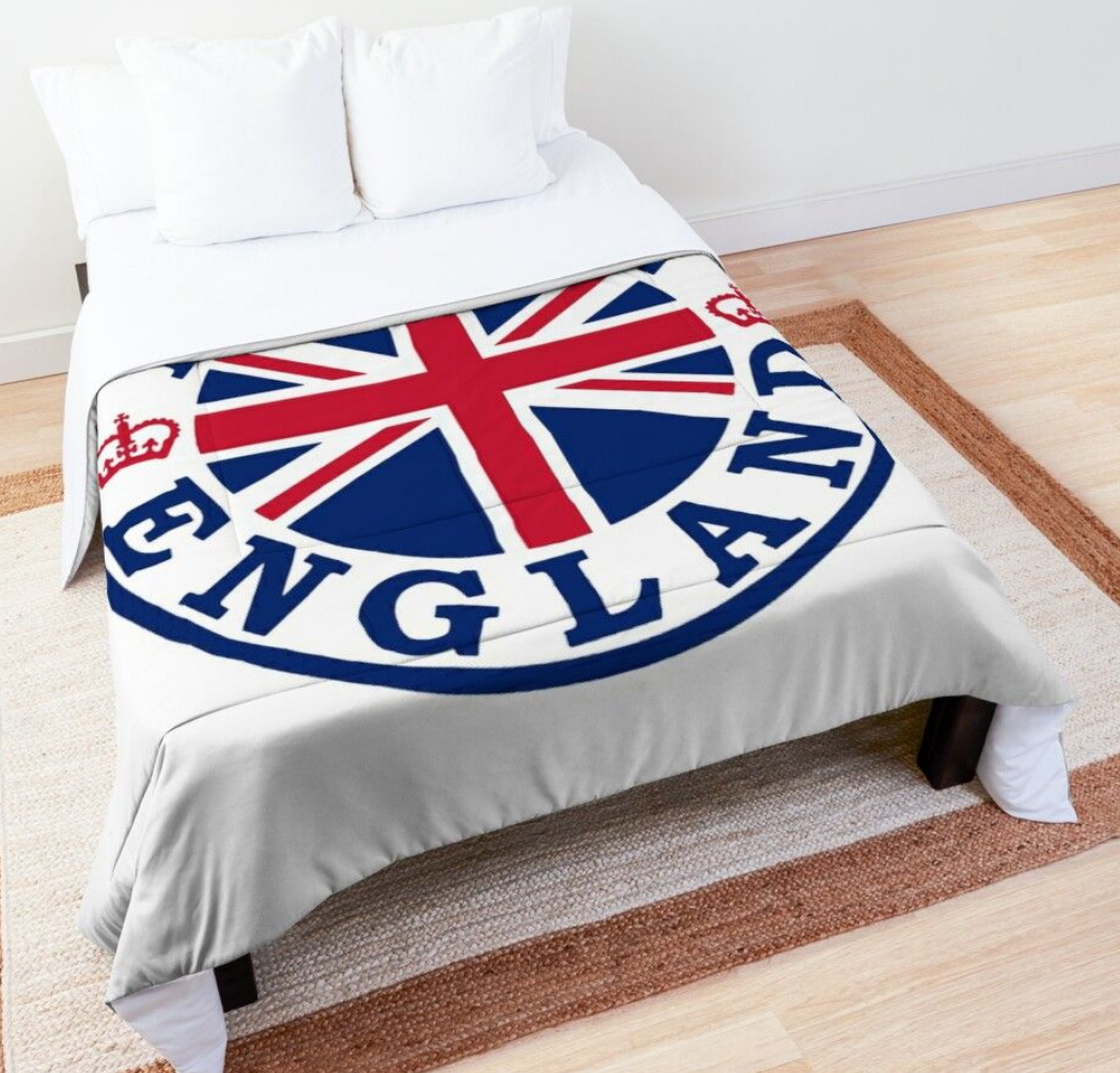 Made in England Bedspread