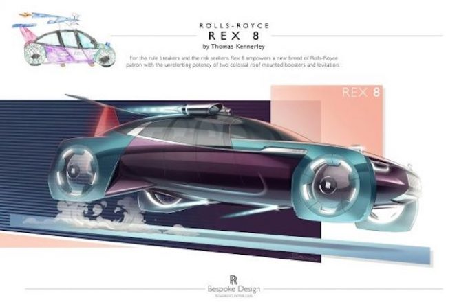 Rolls Royce Young Designer Competition Extended 1