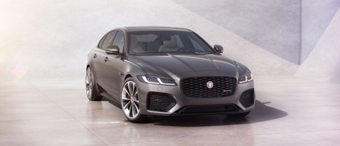 Jaguar 2021 Lineup Including New XF - Just British