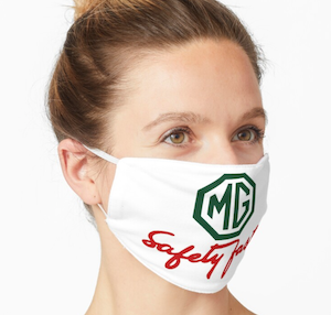MG Safety Fast face mask