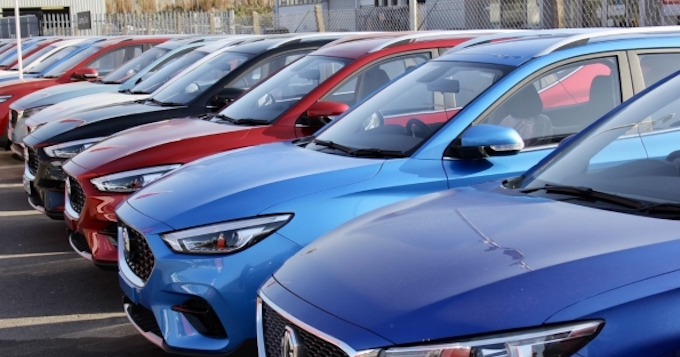 MG UK Charges Ahead With Best Ever Sales Month in 2020, September