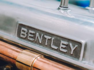 New Bentely 4.5 litre Blower Engine