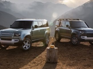 New Land Rover Defender - Motortrend 2021 SUV of the Year - Two with Award