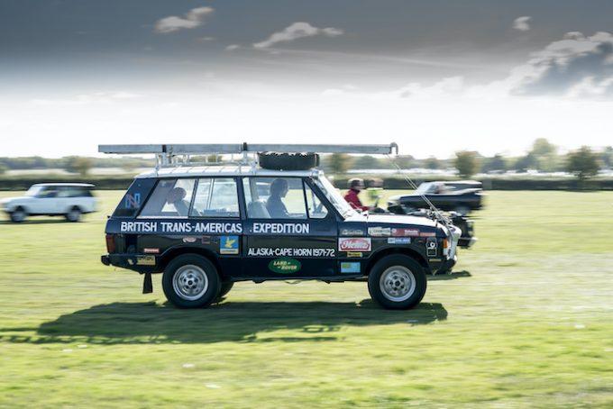 Range Rover 50 at Goodwood 00015