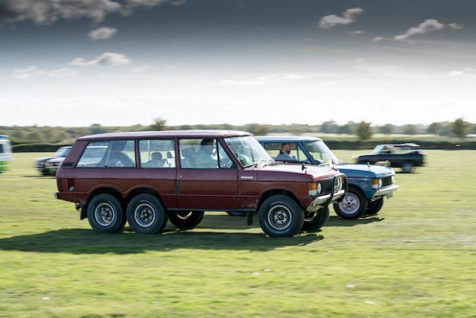 Range Rover 50 at Goodwood 00016