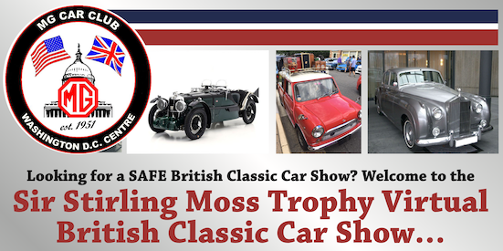 Stirling Moss Trophy Virtual