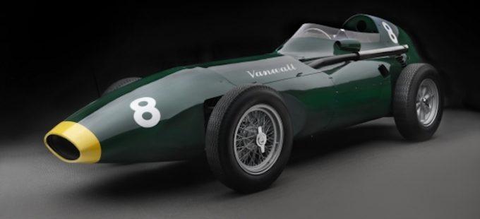 Vanwall Formula 1 1958