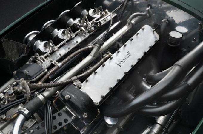 Vanwall Formula 1 1958 - Engine