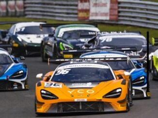 2 Seas, Optimum and Jenson Team Rocket RJN will be joined by Balfe in a record McLaren GT3 entry