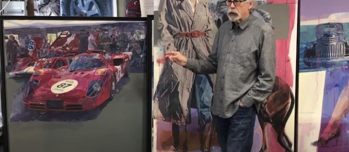 Art of Motoring 2020 - Screen Shot