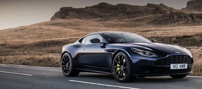 Aston Martin announced partnership with Mercedes-Benz AG