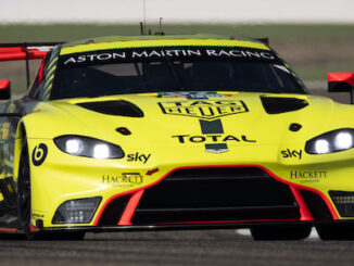 Aston Martin Qualified for Front Row at 8-Hours of Bahrain - Car 97