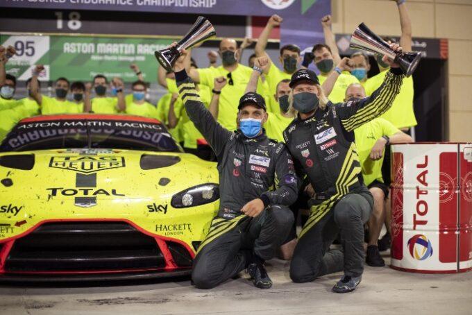 2019 / 2020 FIA World Endurance Championship Bahrain 11th - 14th November 2020 Photo: Drew Gibson