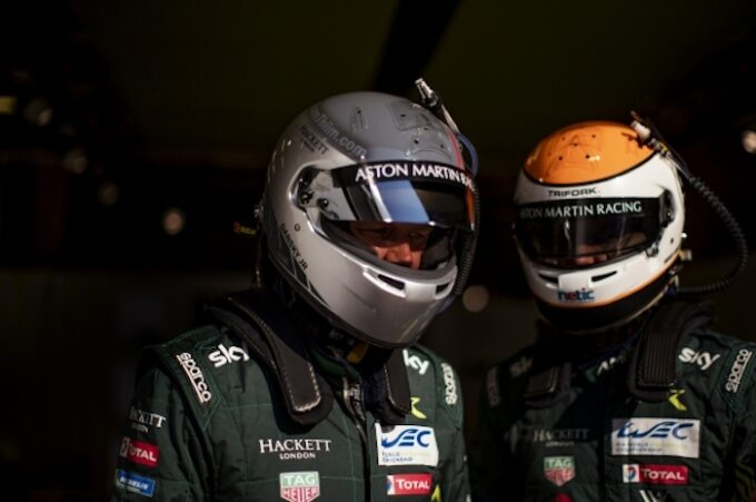 Aston Marting Racing - Thiim & Sorensen