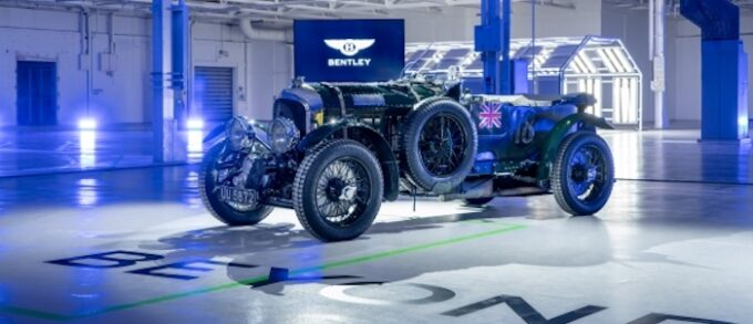Bentley Outlines Beyond100 Strategy - Blower Bentley