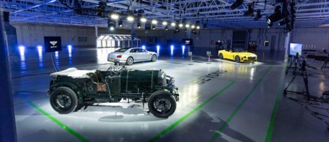 Bentley Outlines Beyond100 Strategy - Classic Bentley