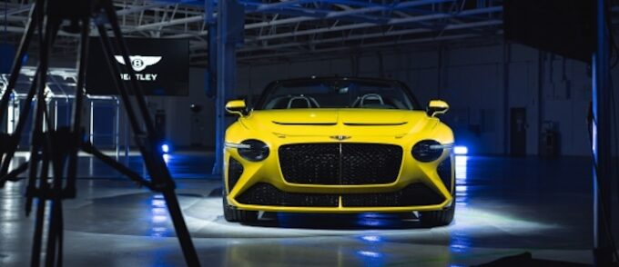 Bentley Outlines Beyond100 Strategy - Yellow