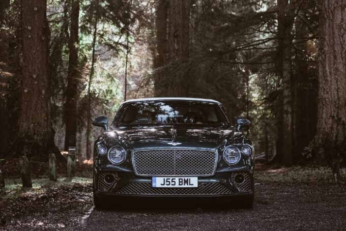 Bentley Sponsors International Automotive Photography Awards - Photo by Hedi Sersoub