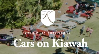 Cars on Kiawah 2021 Logo