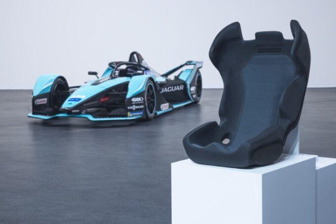 Jaguar Racing unveil Jaguar I-TYPE 5 race car ahead of new Formula E Campaign - 2
