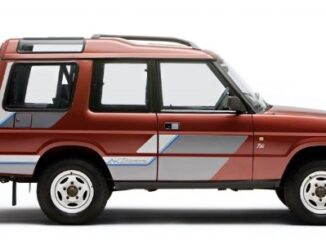Land Rover Discovery - A classic worth restoring