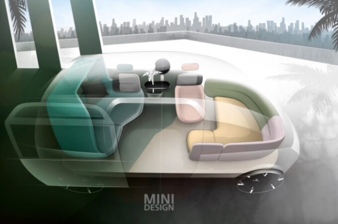 MINI Vision Urbanaut - Design
